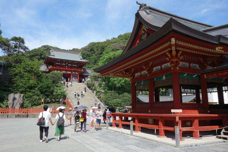 Portali dei templi buddisti in Giappone