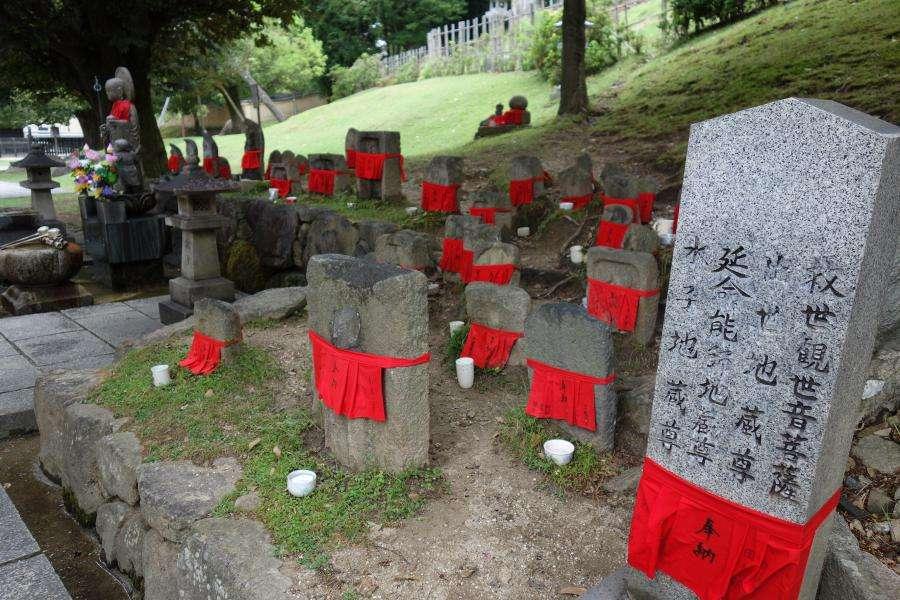 Cimitero tempio buddista