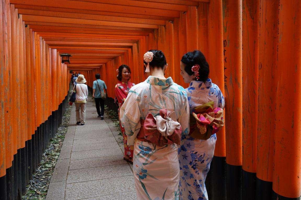 Santuari shintoisti cosa vedere