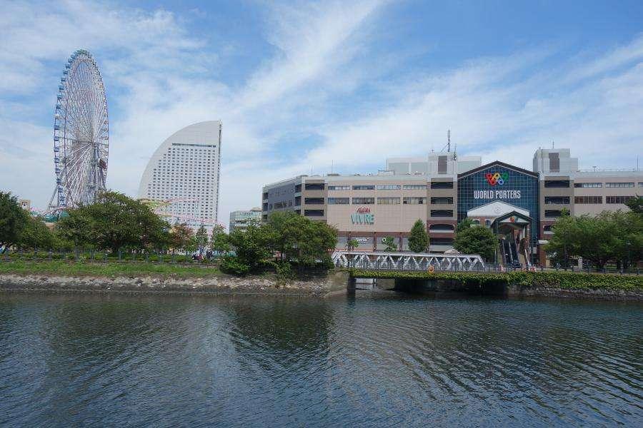 Yokohama World Porters Mall
