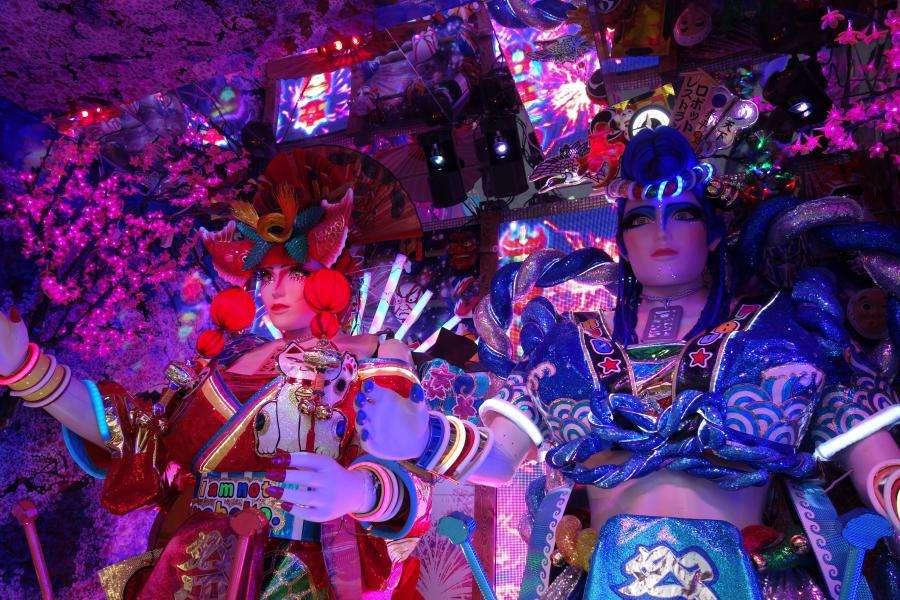 Kabukicho Robot restaurant
