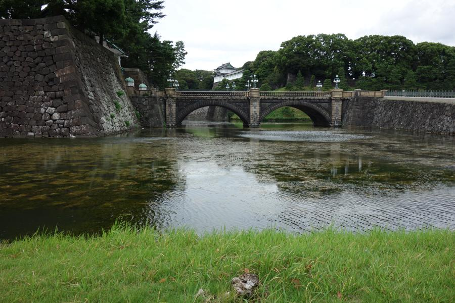 Giardini del palazzo reale di Tokyo