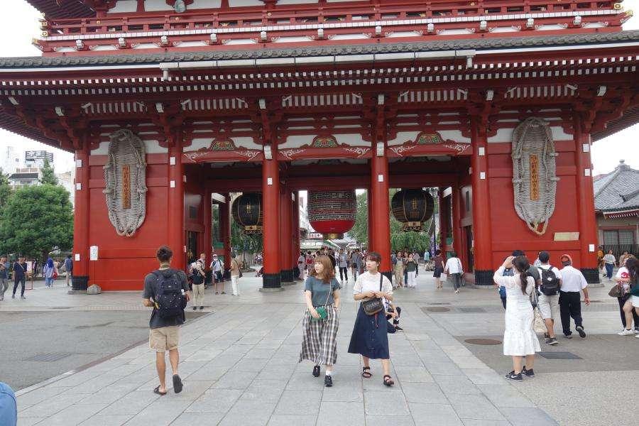 Senso-ji Hozomon