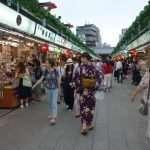 ASAKUSA COSA VEDERE A TOKYO