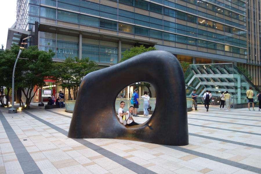Tokyo Midtown installazioni artistiche