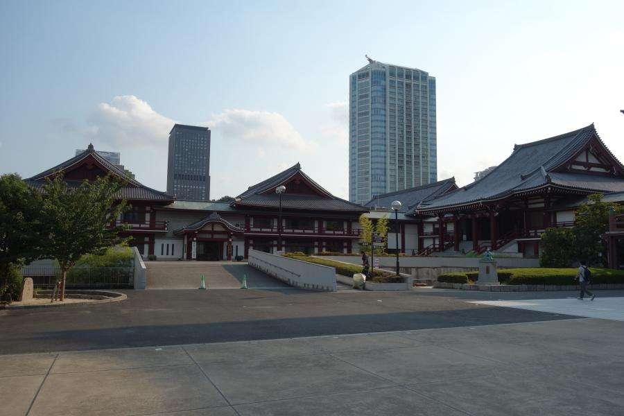 Zojo-ji tempio buddista a Tokyo
